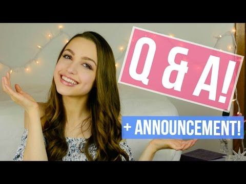 I'm Going To Vidcon?! Q&A!