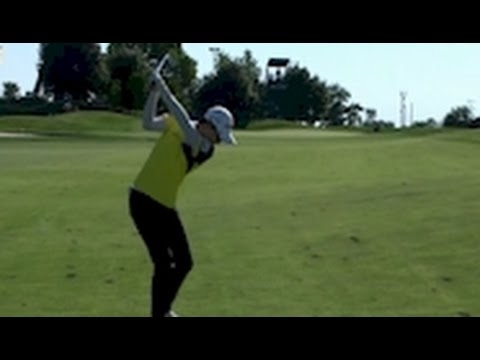 Elegant Hyo-Joo Kim's Golf Highlights 2016 Manulife Classic LPGA Tournament