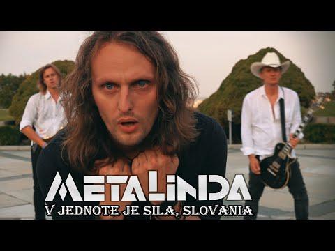 METALINDA - V JEDNOTE JE SILA, SLOVANIA  OFFICIAL VIDEO 