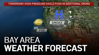 Bay Area Forecast: Unhealthy Air Quality