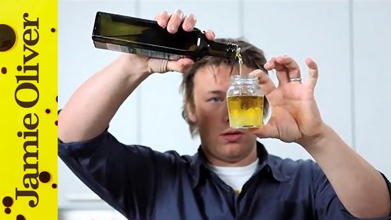 Jamie Oliver's principles for superb salads