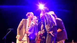 "The Trews ""Ishmael & Maggie"" Live Toronto December 11 2014"