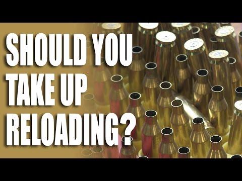 Should you take up reloading?