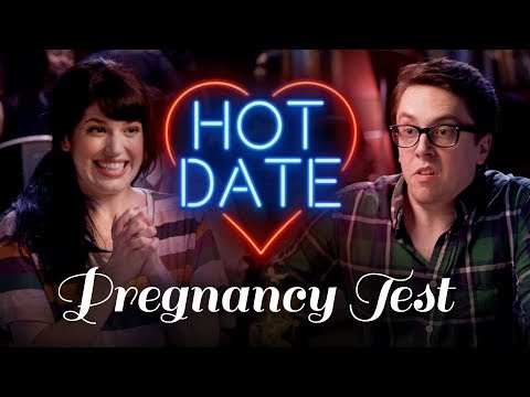 The Wrong Way to Reveal Your Pregnancy Test | HOT DATE