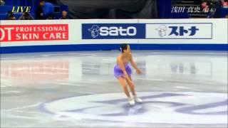 しっかり観てみよう浅田真央2014世界選手権SP『ノクターン』