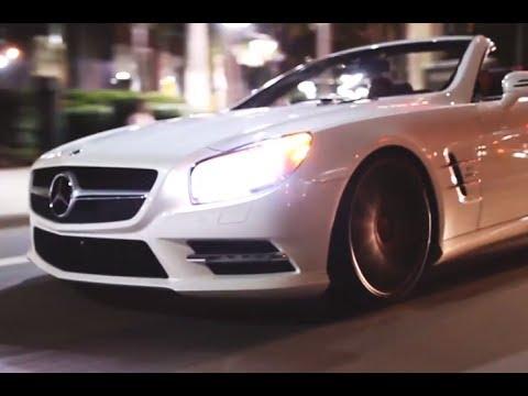 Mercedes-Benz SL550   Vossen 20'' VFS2 Concave Wheels   Rims   RENNtech