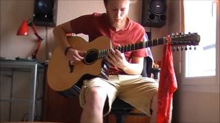 The John Butler Trio - Don't Wanna See Your Face (cover by BaboO)