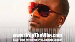 Akon - Nosy Neighbour (PRod. David Guetta)