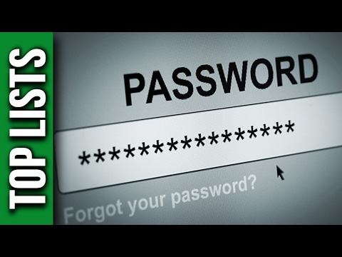 10 Most Common Passwords