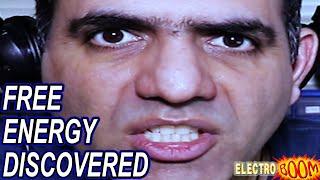 FREE ENERGY DISCOVERED in Ukraine, 3M Subs Celeb!!!