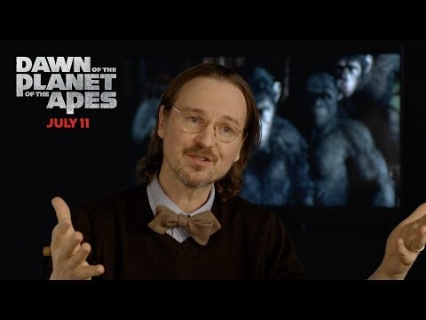 Dawn of the Planet of the Apes (Featurette 'WETA')