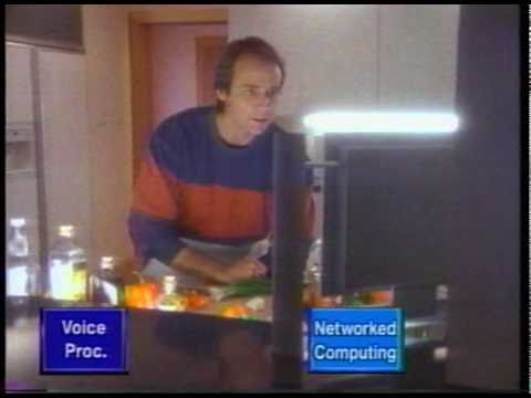 AT&T Thought Future Cooking Would Look Like This Circa 1993