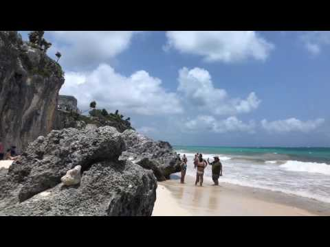 *NEW* Tulum Mayan Ruins Tour 2017 – Mexico (HD)