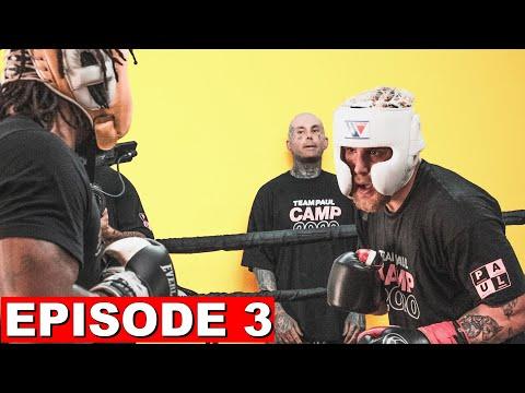 I Won't Lose – Jake Paul Vs Nate Robinson (Episode 3)