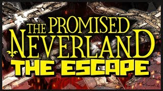 The Promised Neverland's Escape Explained! - The Promised Neverland Season 1 Finale Explained