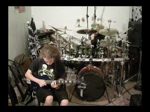 Epic Instrumental Prog-Tech-Death-Metal Finale! - JoeandKevin song6
