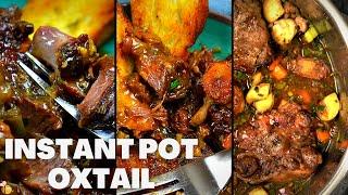 Instant Pot Oxtails