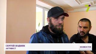 Известному одесскому активисту избирают меру пресечения в суде