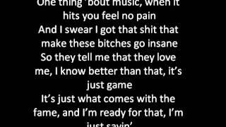 Drake Over Lyrics!