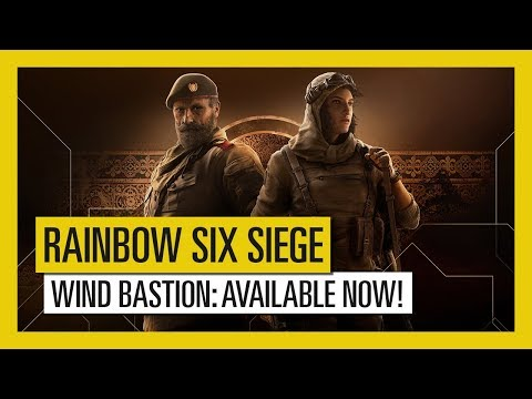 Tom Clancy's Rainbow Six Siege – Operation Wind Bastion now available