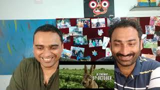 AndhaDhun | अंधाधून | Tabu, Ayushmann Khurrana  Radhika Apte | Sriram Raghavan | Trailer Reaction!