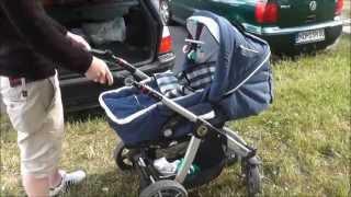 Unser Kinderwagen - Hartan Racer GT