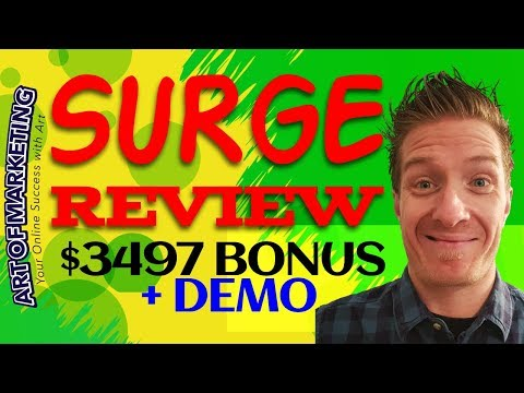 , title : 'Surge Review 💎Demo💎$3497 Bonus💎Surge by Billy Darr Review💎💎💎