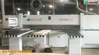 MÁY CẮT VÁN CÔNG NGHIỆP MFC MDF TECTRA328 HOLZTEK - MÁY CƯA PANEL SAW CNC OPTICUT GIÁ TỐT
