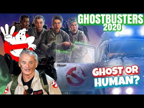 Ghostbusters 3 (2020) Bill Murray Spotted & MORE!!