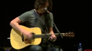 """""""Seasons & The Day I Tried to Live"""" Chris Cornell@Santander Arts Center Reading, PA 11/22/13"""
