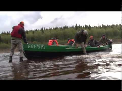 Pesca in porto di Caucaso