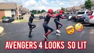 """Ghetto Avengers"" LMFAO - Party Rock Anthem (Dance Video)"