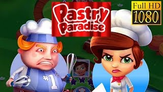 Pastry Paradise Game Review 1080P Official Gameloft Puzzle 2016