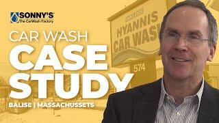 Car Wash Business- Balise Hyannis Car Wash