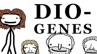 Diogenes, the Publicly-Defecating Philosopher