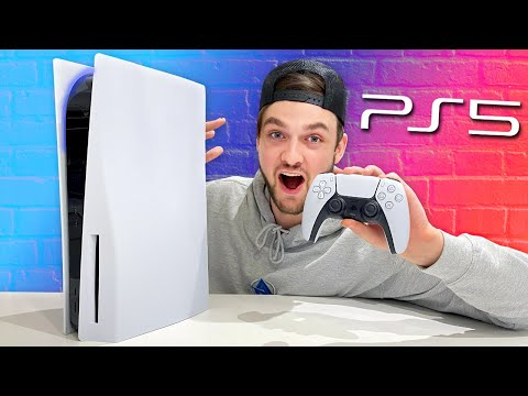 *PS5* UNBOXING + GAMEPLAY! (I got the Playstation 5 EARLY) music video cover
