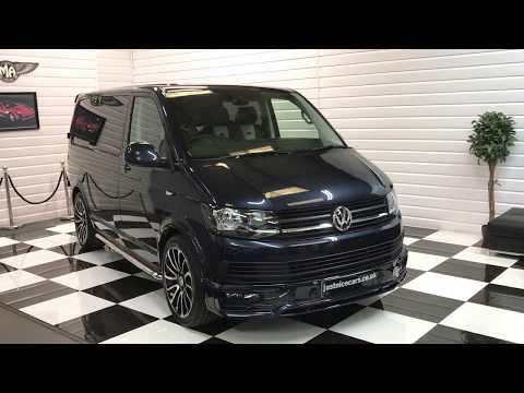 Volkswagen Transporter T6 Highline 6 Seater Kombi 2.0 TDi (Sorry Now Sold)