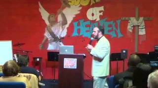 Apostle Johnny Ova, at Sound Of Heaven! ABC!