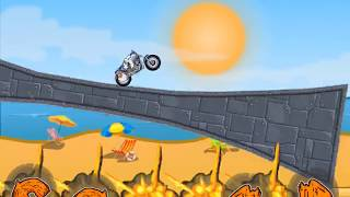 MOTO X3M Bike Racing Gameplay Video Android / iOS | Earning More Stars