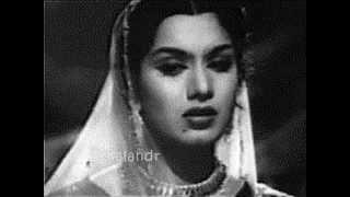 hai ye who aasman aur wohi zameen Char Chand 53_Talat