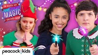 Akira And Walker Save Christmas!   JUNK DRAWER MAGIC 12 DAYS OF TRICKMAS