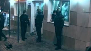 «Сходку» криминальных авторитетов Владивостока «накрыл» спецназ