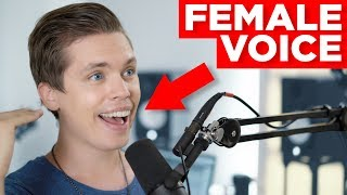 GUY SINGING with MALE & FEMALE VOICES - Video Youtube