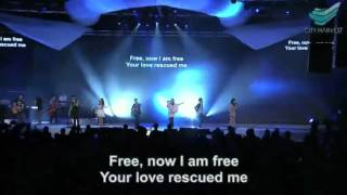 You Lifted Me Out (Chris Tomlin) @ City Harvest Church