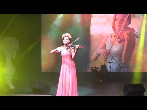Свадебная выставка скрипичное соло Мираж Елены Ивченко