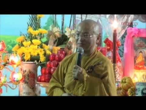 Tâm nguyện làm Phật sự (15/02/2014) - Thích Nhật Từ