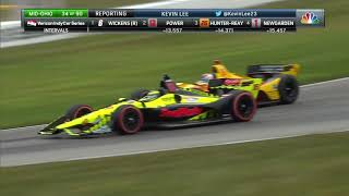 FAST FORWARD: 2018 Honda Indy 200 At Mid-Ohio