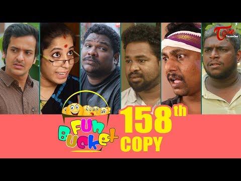 Image of: Hindi Download Fun Bucket 158th Episode Funny Videos Telugu Comedy Web Series By Sai Teja Teluguone Agcmp3 Download Fun Bucket 156th Episode Funny Videos Telugu Comedy Web