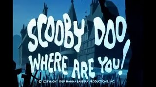 Scooby Doo, Where Are You Titles and Theme Song