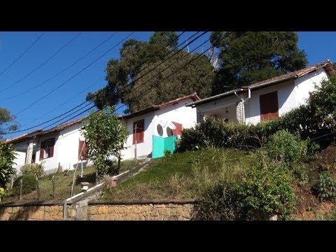 Notificação pede para que moradores deixem casas da antiga fábrica Ypu em Friburgo